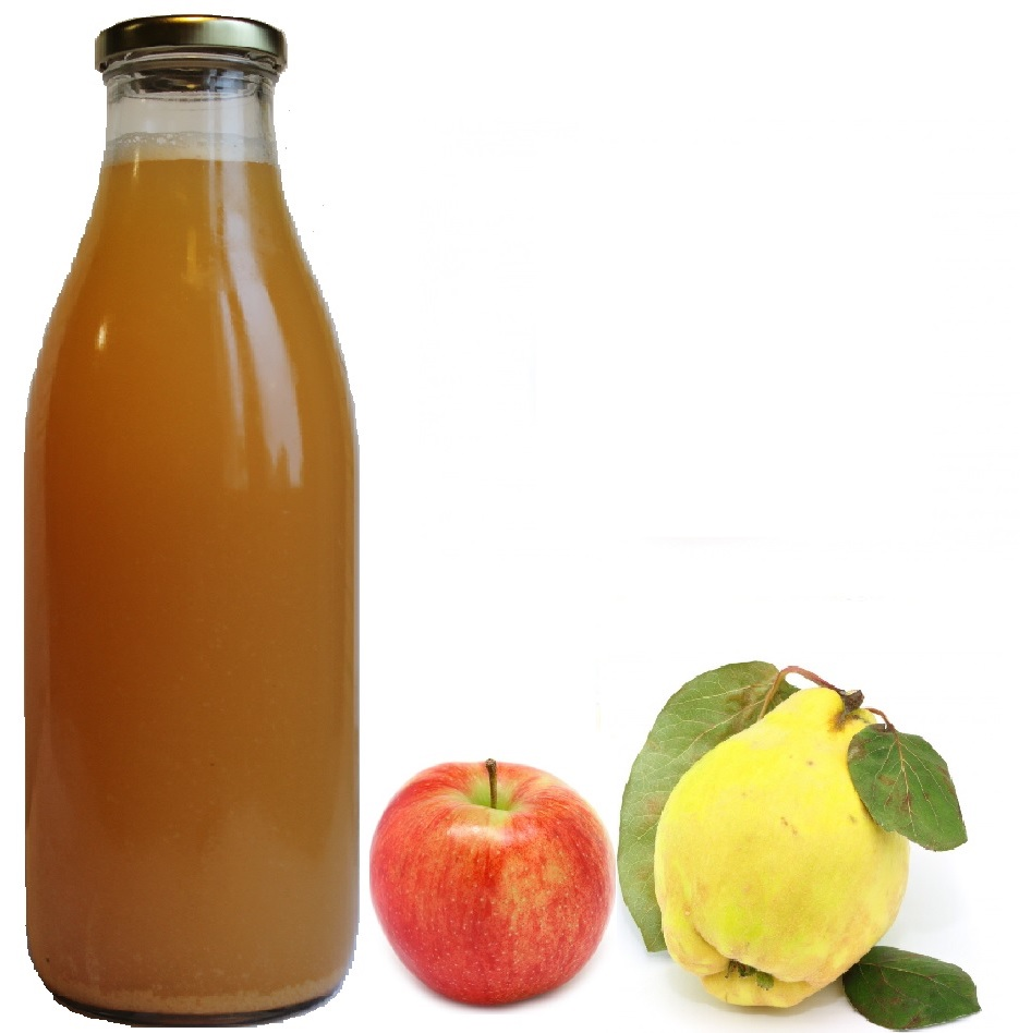 Jus de pomme-coing